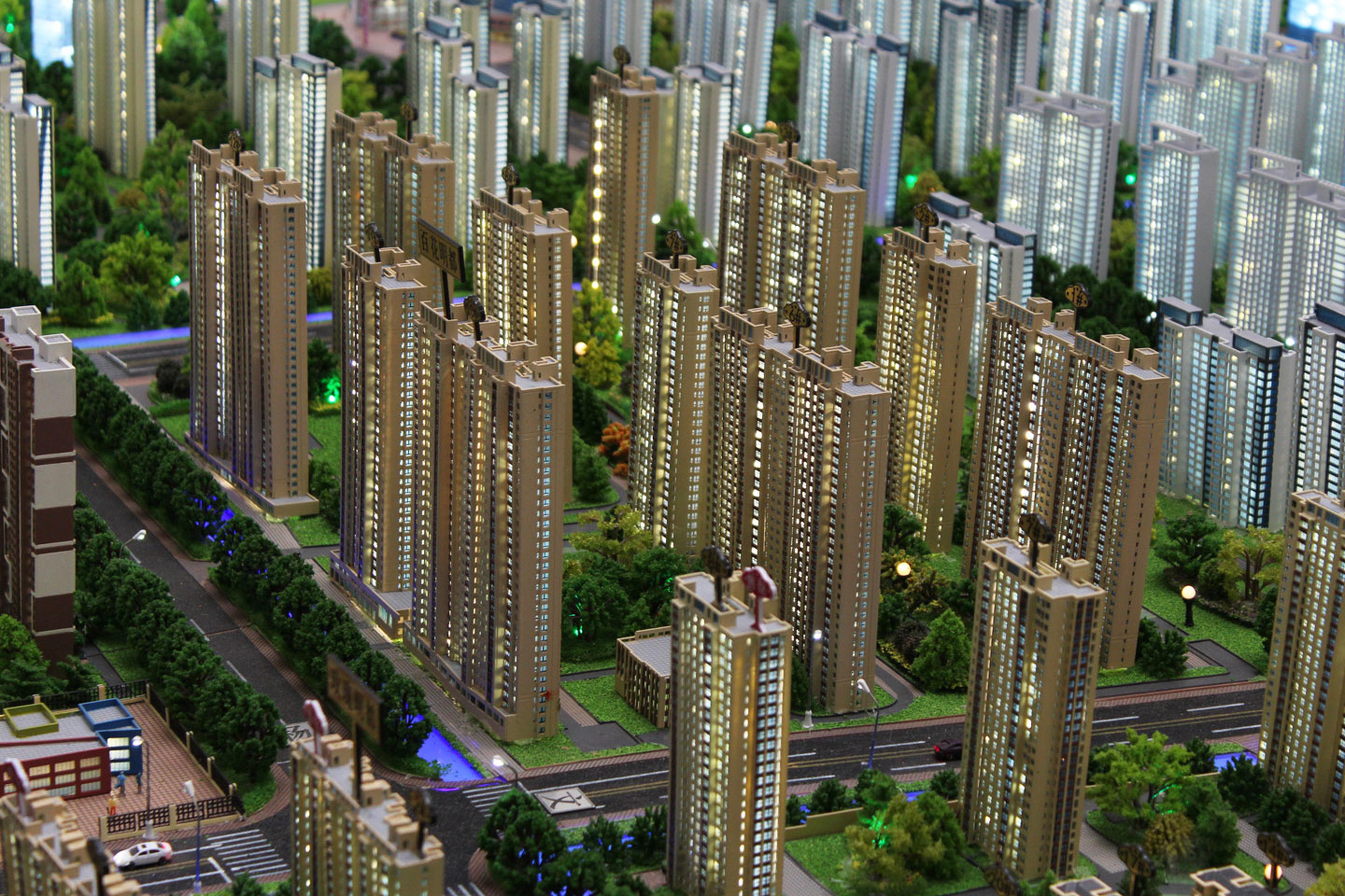 绿地东盟国际城户型图