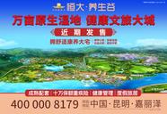 [广州周边]嘉丽泽恒大·养生谷